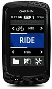 Edge 810 GPS-enabled computer with cadence, HRM, microSD-City Navigator NT