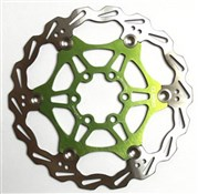 Floating Style Lightweight Disc Brake Rotor
