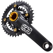 Product image for E-Thirteen TRS+ Enduro/MTB Mountain Crankset Double Ring - 170/175mm