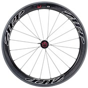 404 Firecrest Tubular Rear Road Wheel - Black Decal