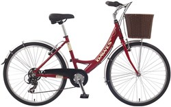 Red Feather Womens 2013 - Hybrid Classic Bike