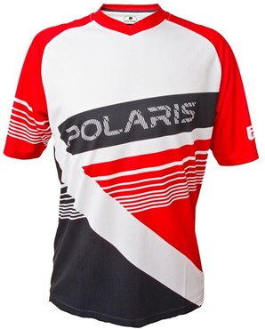 Image of Polaris AM Gravity Short Sleeve Cycling Jersey