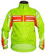 RBS Grid Waterproof Cycling Jacket