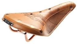 Brooks B17 Select World Traveller Saddle