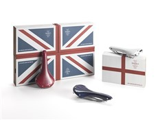 Union Jack Swallows Limited Edition Saddle