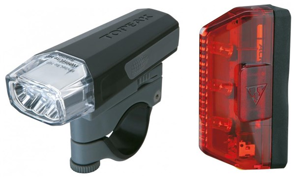 Image of Topeak Aero Combo Light Set