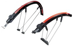 Defender iGlow X Mudguard Set