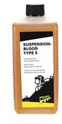 Suspension Blood Type 5 Lubrication Oil - 500ml