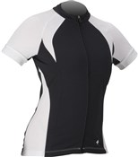 Womens Solar Vita Short Sleeve Cycling Jersey