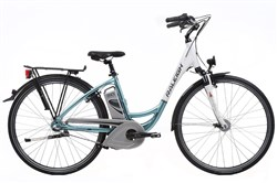 Raleigh Dover Low Step Womens 2014 - Electric Bike