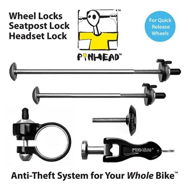 Pinhead 4 Pack Lock Set