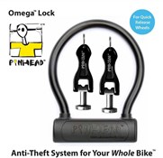 Product image for Pinhead Omega Shackle Lock