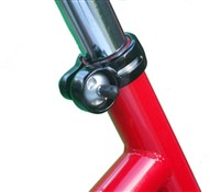 Seat Post Lock With Collar