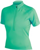 Endura Womens Xtract Short Sleeve Cycling Jersey AW17