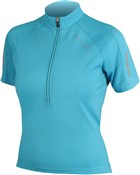 Endura Womens Xtract Short Sleeve Cycling Jersey AW16