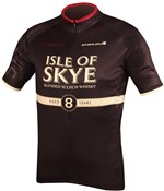 Endura Isle Of Skye Whisky Short Sleeve Cycling Jersey AW17