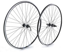 Product image for Tru Build 700c Mach 1 CFX Alloy Rim Front Road Wheel