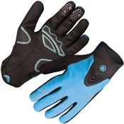 Product image for Endura Windchill Womens Long Finger Cycling Gloves SS17