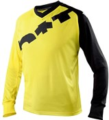 Notch Graphic Long Sleeve Cycling Jersey