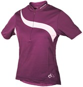 Spirit Short Sleeve Womens Cycling Jersey 2013