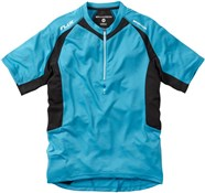 Flux Mens Short Sleeve Cycling Jersey