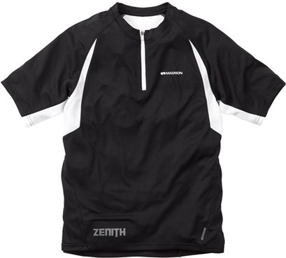 Madison Zenith Mens Short Sleeved Jersey