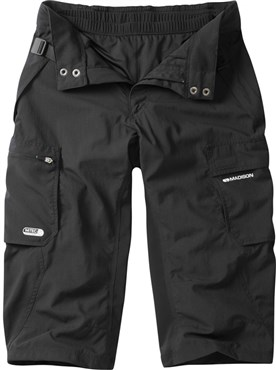 Image of Madison Roam 3/4 Mens Baggy Cycling Shorts