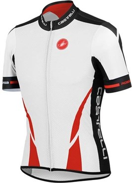 Image of Castelli Climbers Short Sleeve Cycling Jersey