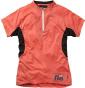Flo Womes Short Sleeve Cycling Jersey