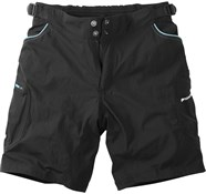 Leia Womens Baggy Cycling Shorts