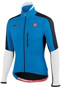 Castelli Transparente 2 Wind FZ Long Sleeve Cycling Jersey