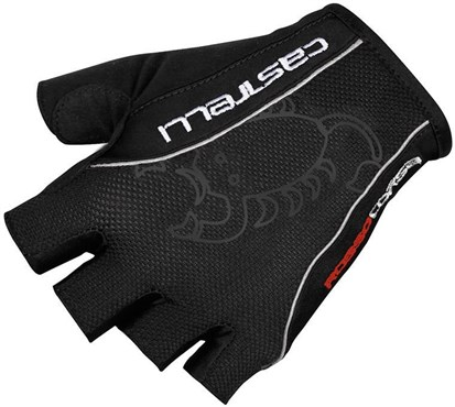 Castelli Rosso Corsa Classic Short Finger Cycling Gloves SS17