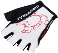 Castelli Rosso Corsa Classic Short Finger Cycling Gloves SS16