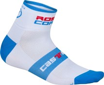 Castelli Rosso Corsa 6 Sock AW16