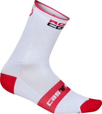 Image of Castelli Rosso Corsa 13 Cycling Socks SS16