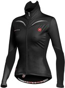 Product image for Castelli Transparente Womens Long Sleeve Cycling Jersey