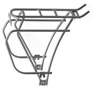 Stainless Steel Rear Bike Rack