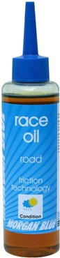 Morgan Blue Race Oil Road Friction Technology