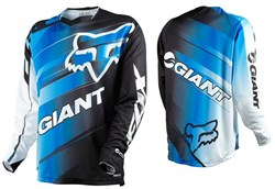 Giant Demo Long Sleeve Cycling Jersey