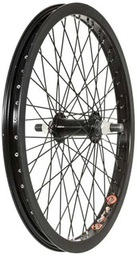 Image of DiamondBack Front Alloy Low Flange 14mm BMX Wheel