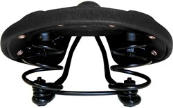 Body Fit Classic Spring Saddle