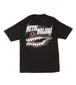 Metal Mulisha Deegan-Teeth Tee T-Shirt