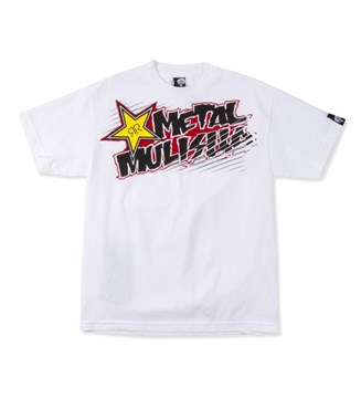 Metal Mulisha Rockstar Basics Tee T-Shirt