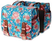 Basil Bloom Double Pannier Bags