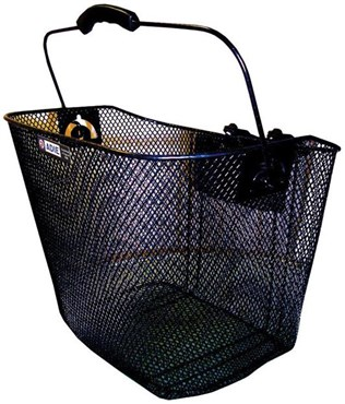 Image of Adie Mesh Basket With Snap Fit Quick Release Fixing Bracket