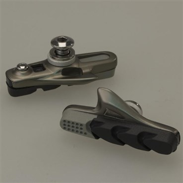 Image of Aztec Road System Plus Race Brake Blocks Lightweight Holder