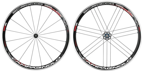 Image of Campagnolo Scirocco 35 CX Cyclocross Wheelset