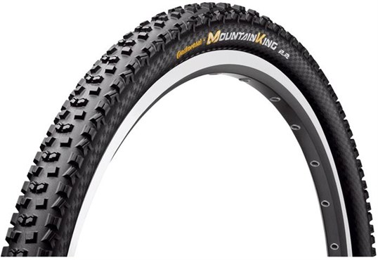 Image of Continental Mountain King II ProTection Black Chili 29er MTB Folding Tyre