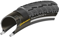 Product image for Continental Town Ride Reflective 700c Hybrid Tyre