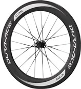 Shimano WH-9000 Dura-Ace C75-TU Carbon Tubular 75mm 11-Speed Rear Road Wheel
